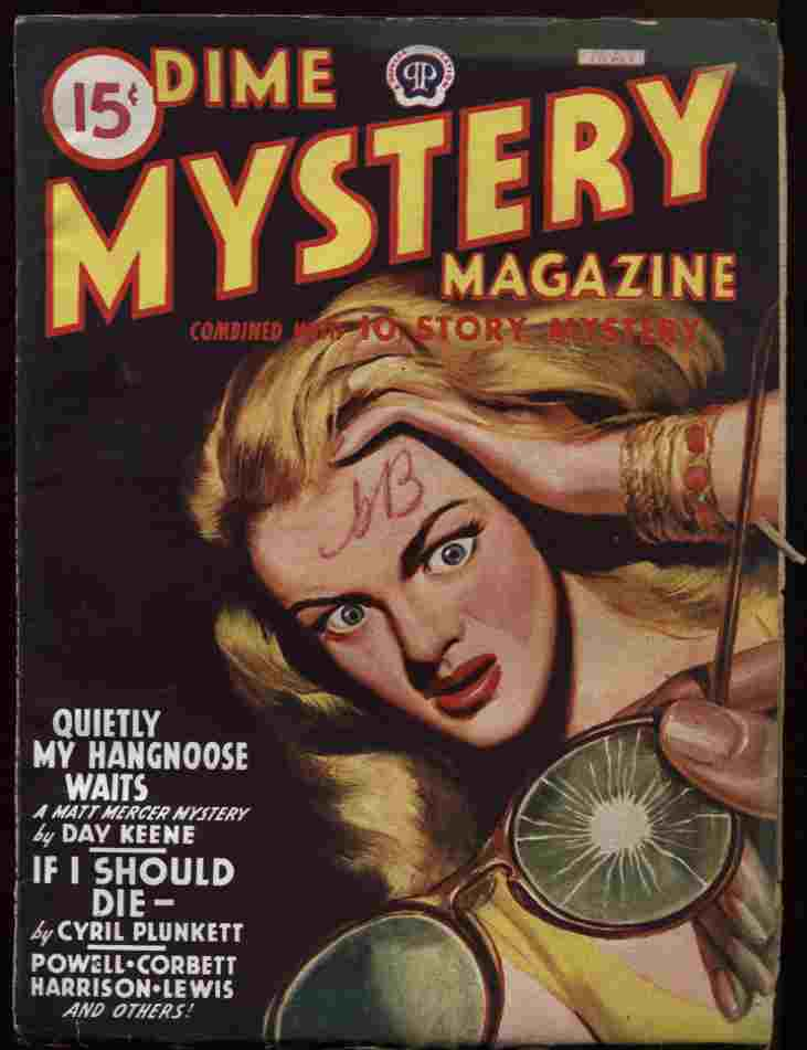 Image for Dime Mystery 1946 05 (Vol 33 #2)