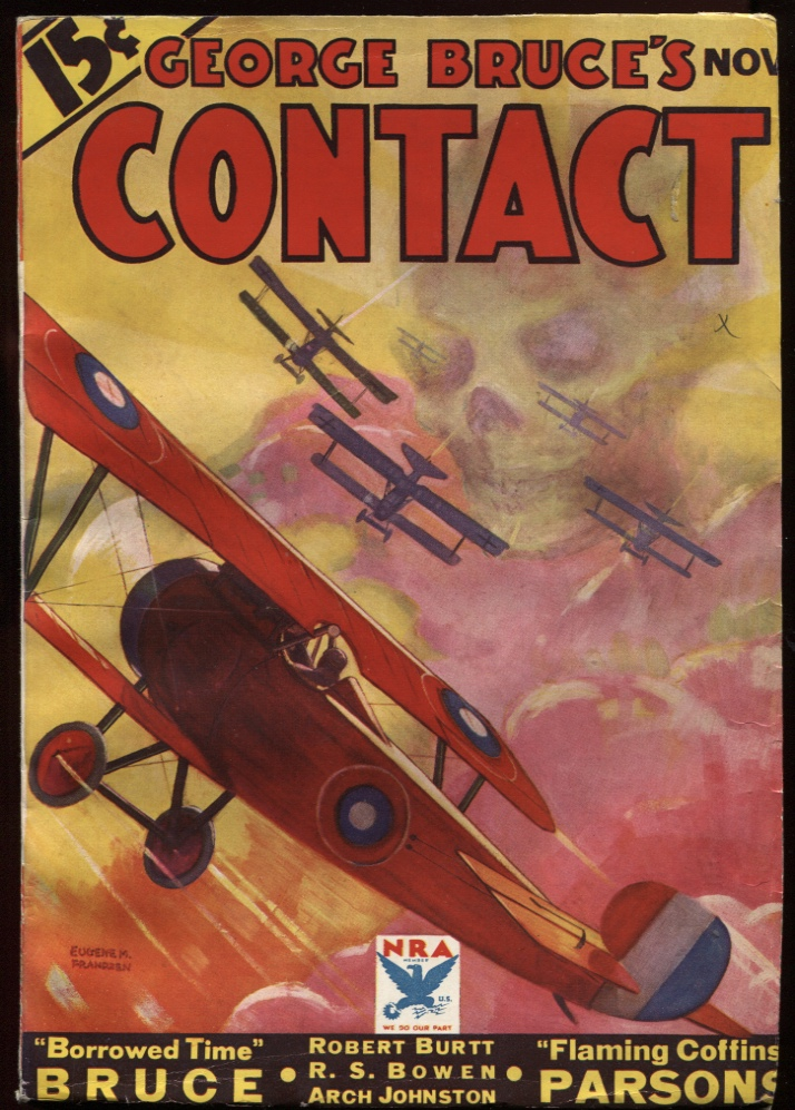 Image for George Bruce's Contact 1933 November, #4