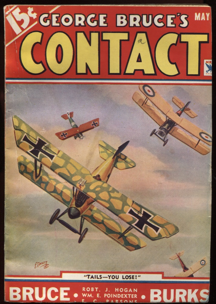 Image for George Bruce's Contact 1934 May