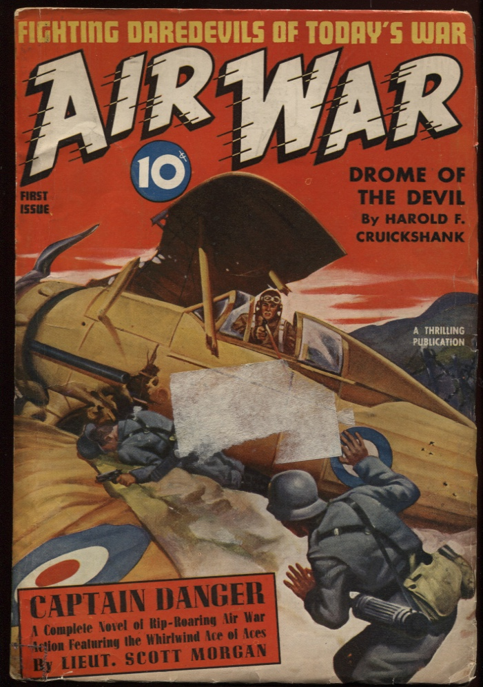Image for Air War 1940 Fall (#1).