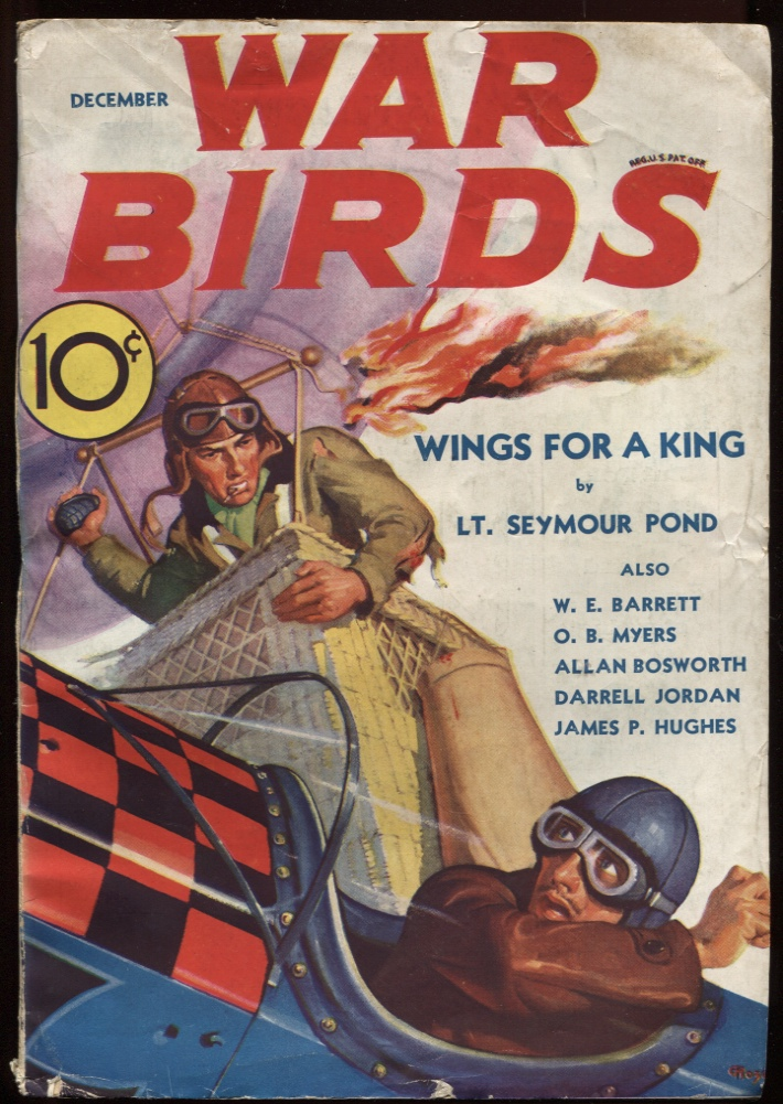 Image for War Birds. 1935 December.