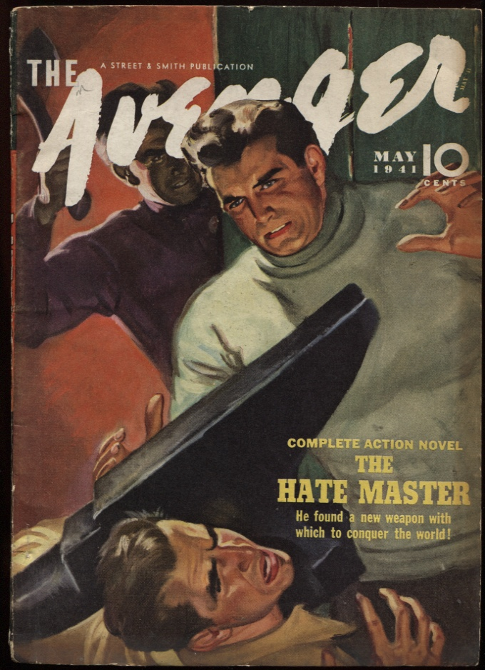 Image for Avenger, The. 1941 May.