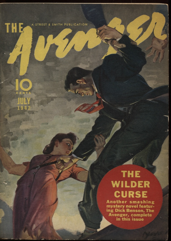 Image for Avenger, The. 1942 July.