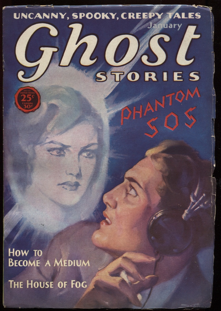 Image for Ghost Stories1931 January.