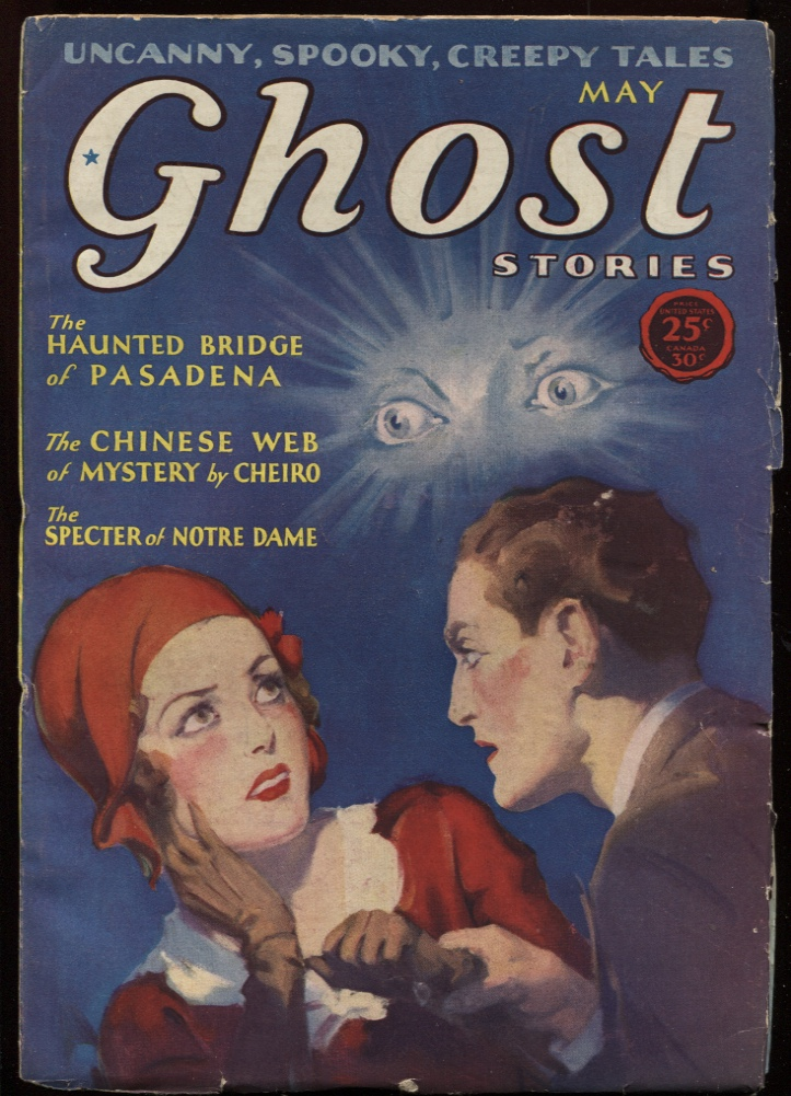 Image for Ghost Stories1931 May.