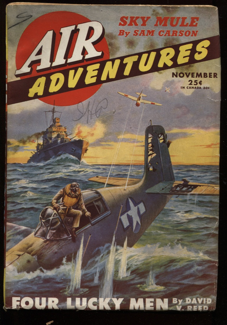 Image for Air Adventures1945 November.