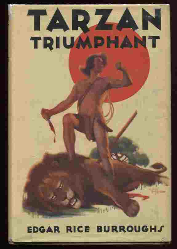 Image for Tarzan Triumphant