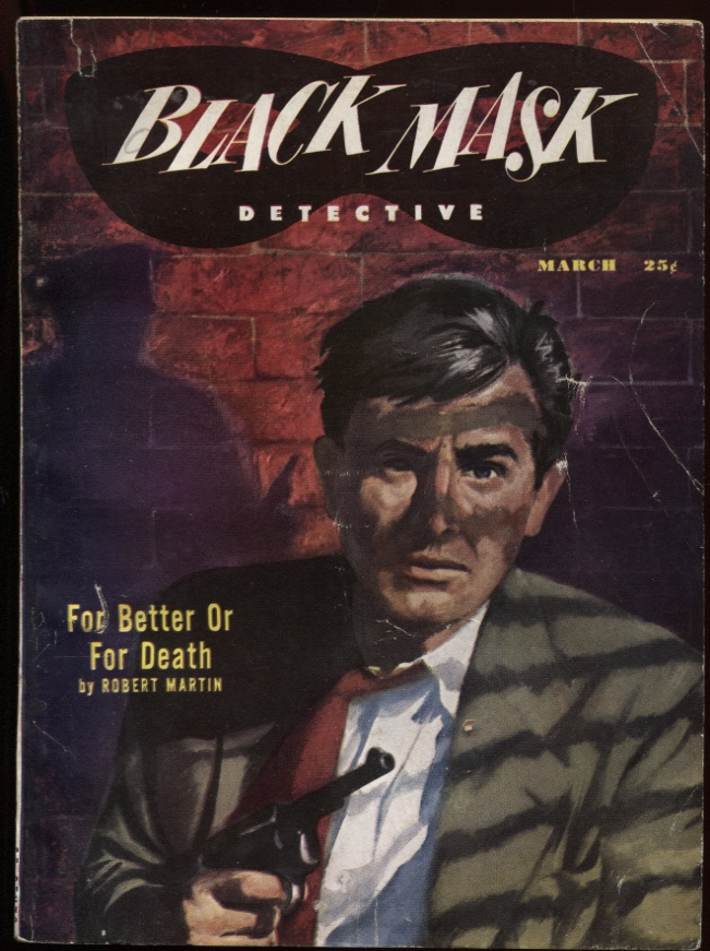 Image for Black Mask 1951 March.