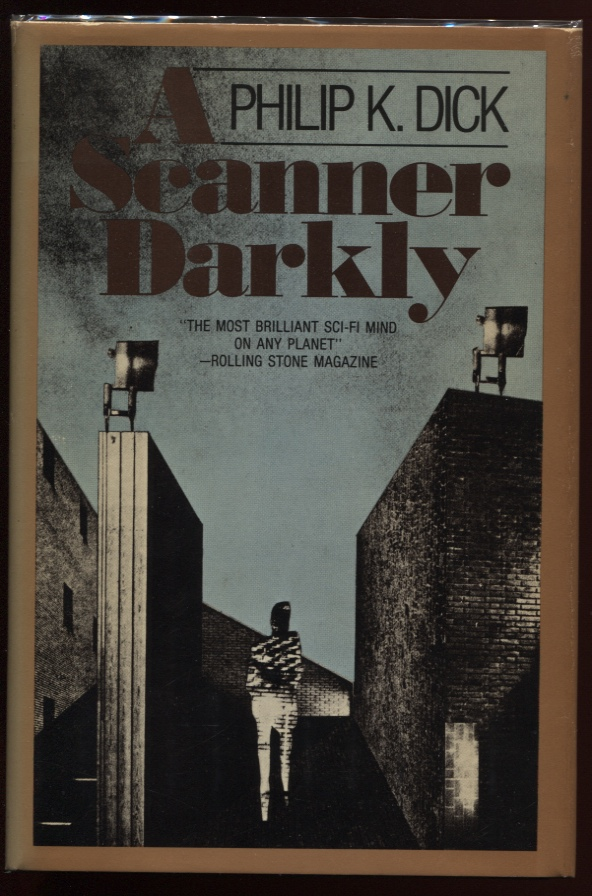 Image for A Scanner Darkly.