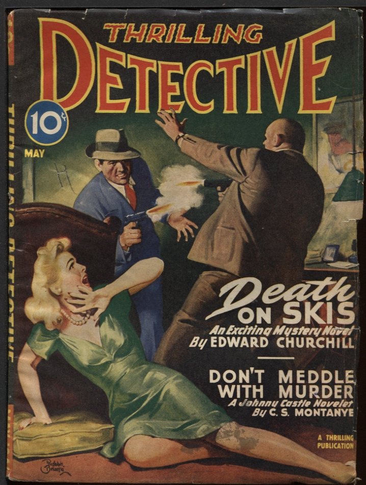 Image for Thrilling Detective 1946 May.
