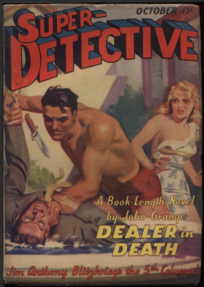 Image for Super-Detective 1940 October #1.