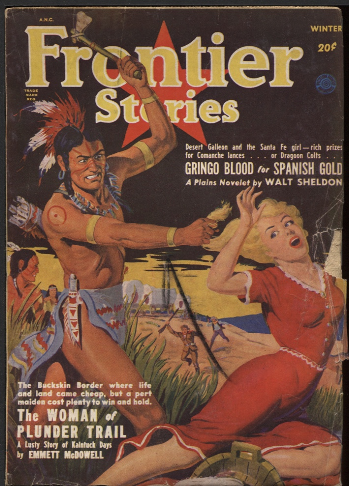 Image for Frontier Stories 1950 Winter.