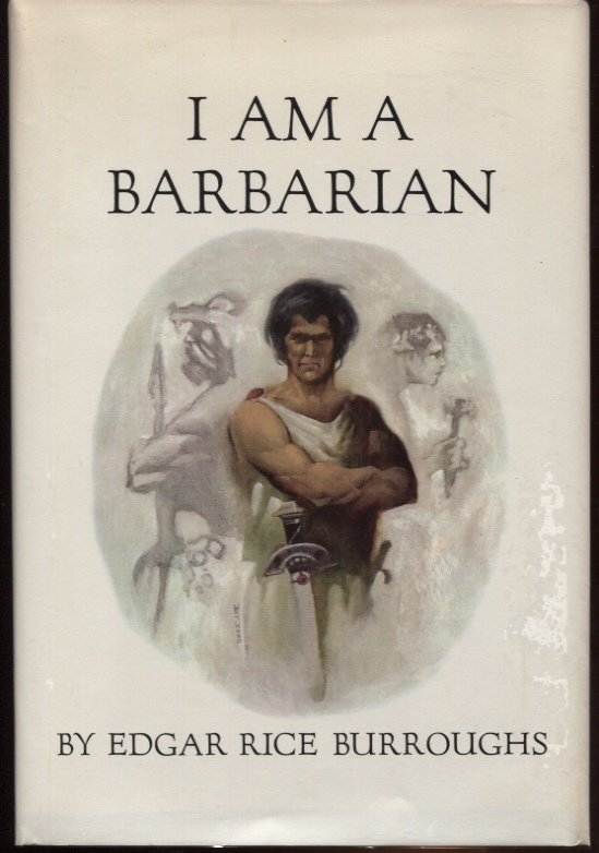 Image for I Am Barbarian