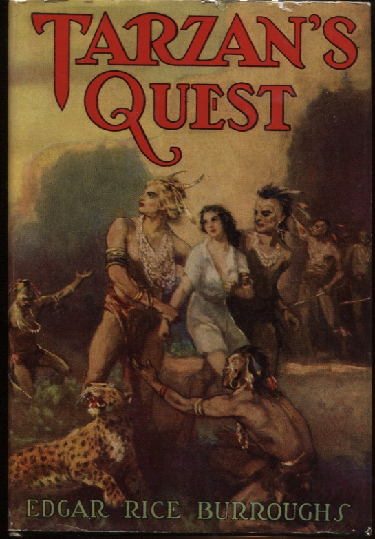 Image for Tarzan's Quest