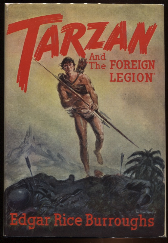 Image for Tarzan and the Foreign Legion
