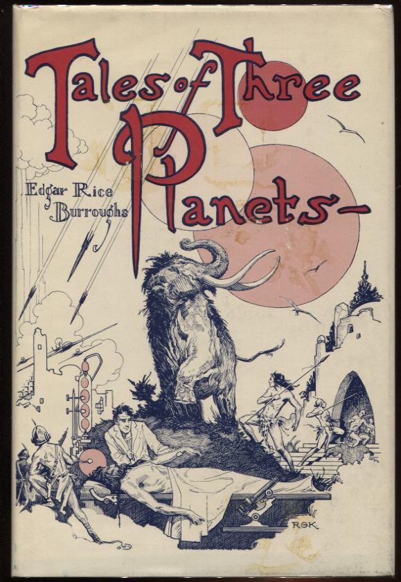 Image for Tales of Three Planets