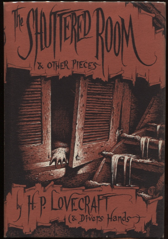 Image for The Shuttered Room and Other Pieces