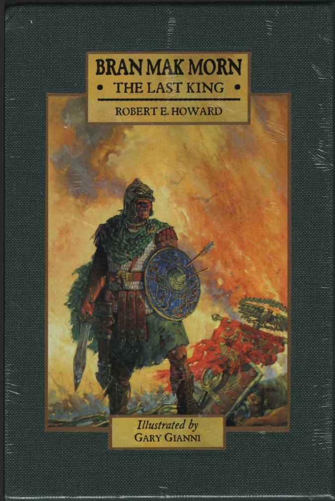 Image for Bran Mak Morn the Last King