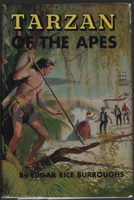 Image for Tarzan of the Apes