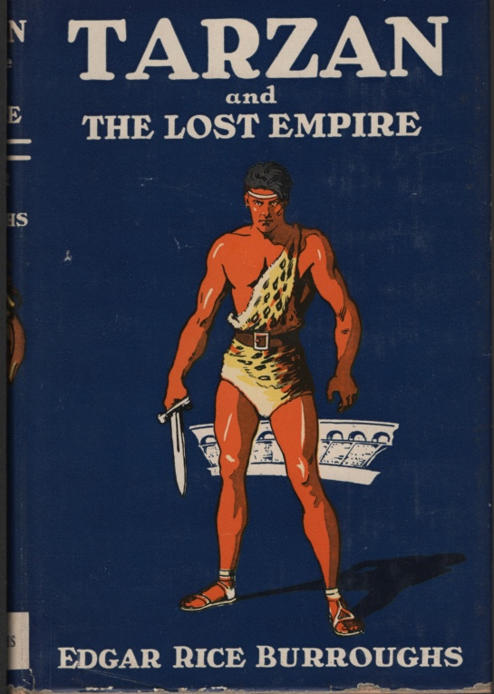 Image for Tarzan and the Lost Empire
