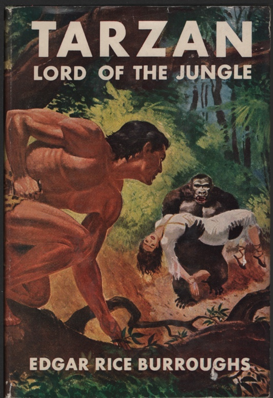 Image for Tarzan Lord of the Jungle.