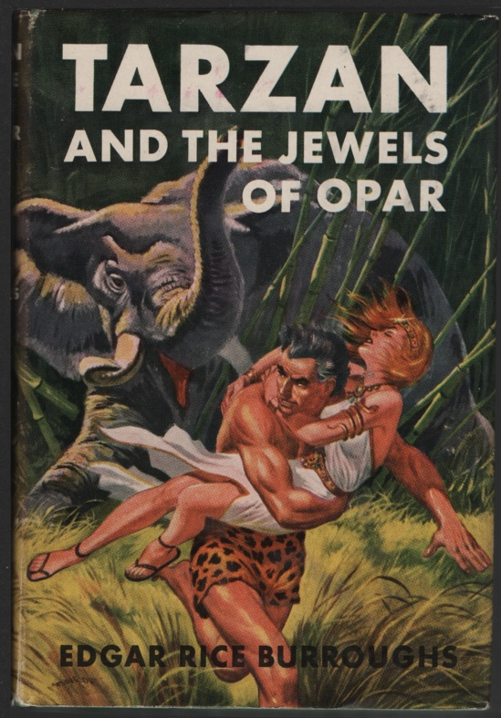 Image for Tarzan and the Jewles of Opar