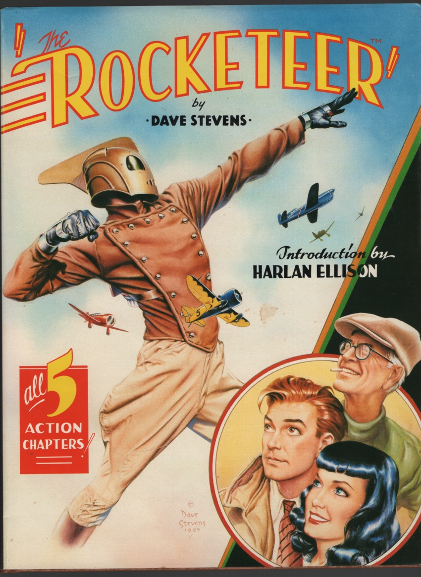 Image for Rocketeer, The.