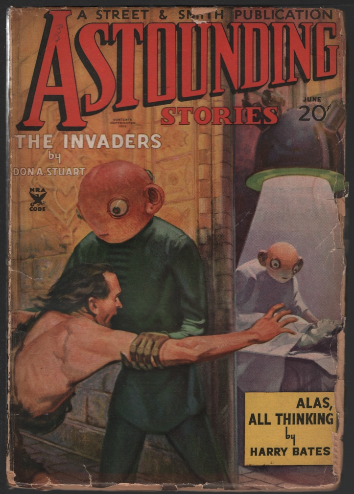Image for Astounding Stories 1935 June.