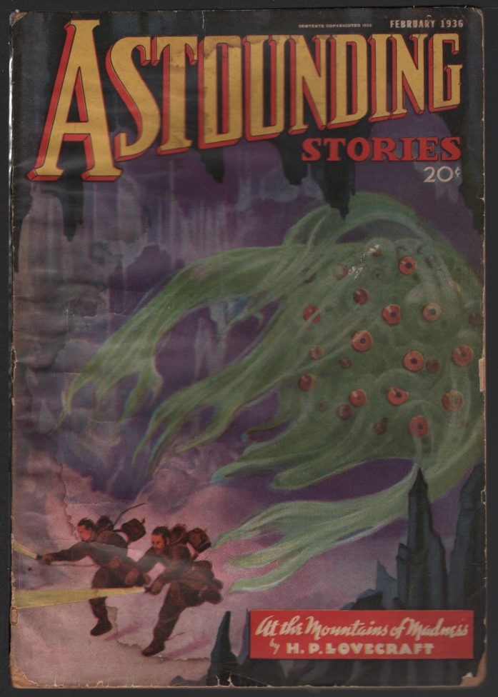 Image for Astounding Stories 1936 February.