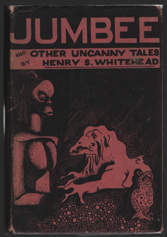 Image for Jumbee and Other Uncanny Tales.