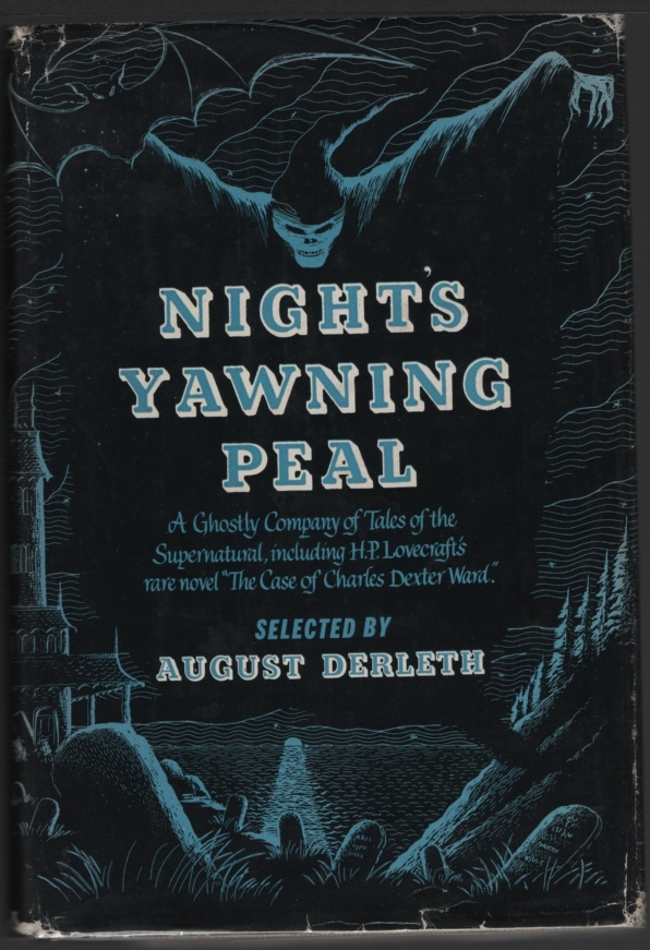 Image for Night's Yawning Peal