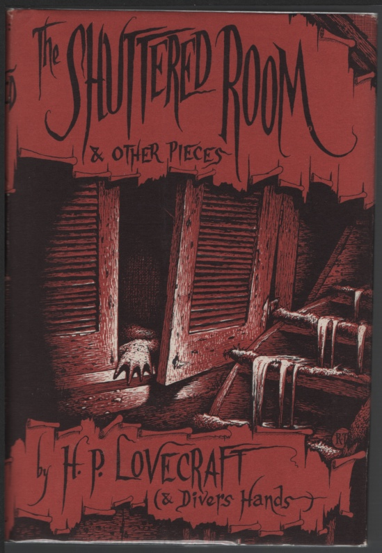 Image for The Shuttered Room.