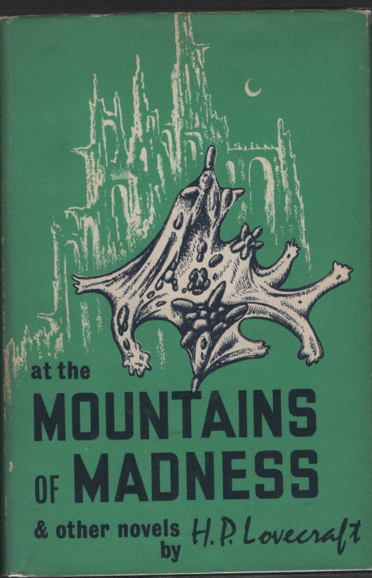 Image for At the Mountains of Madness