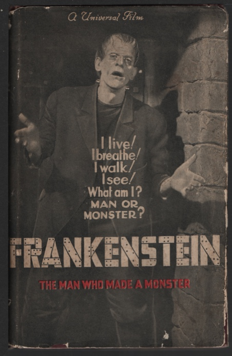 Image for Frankenstein or the Modern Prometheus