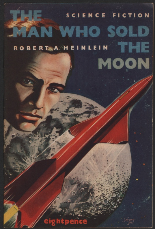 Image for Robert A. Heinlein.