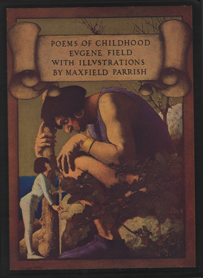 Image for Poems of Childhood. Illustrated by Maxfield Parrish