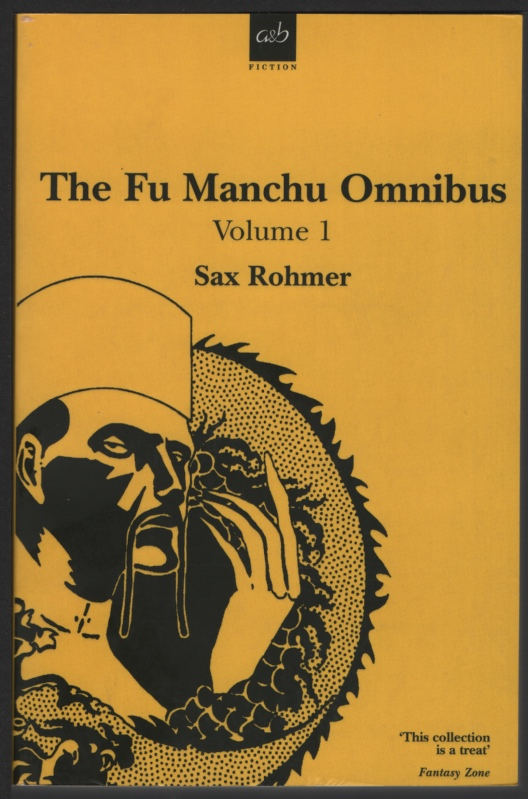 Image for The Fu Manchu Omnibus. Volume 1,2,3,4,5, the Complete Set.