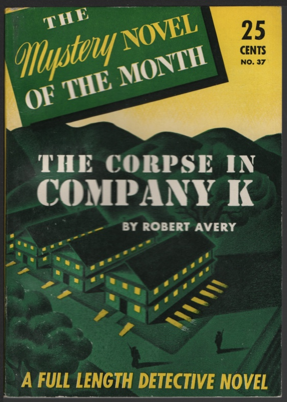 Image for The Corpse in Company K