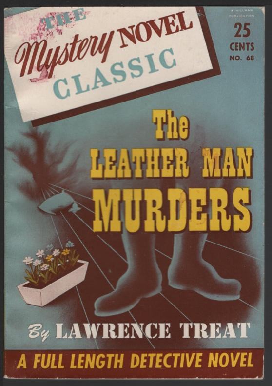 Image for The Leather Man Murders