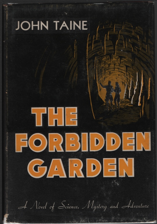 Image for The Forbidden Garden.
