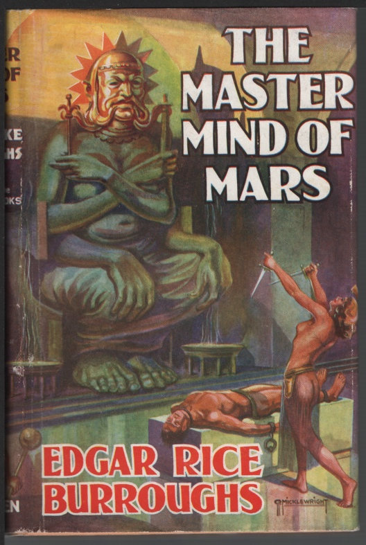Image for The Master Mind of Mars