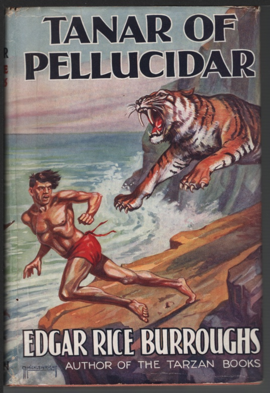 Image for Tanar of Pellucidar.