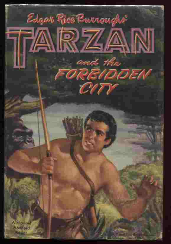 Image for Tarzan and the Forbidden City