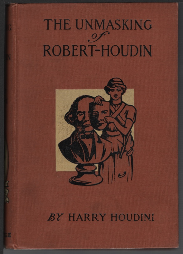Image for The Unmasking of Robert-Houdin.