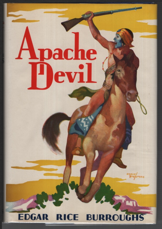Image for Apache Devil