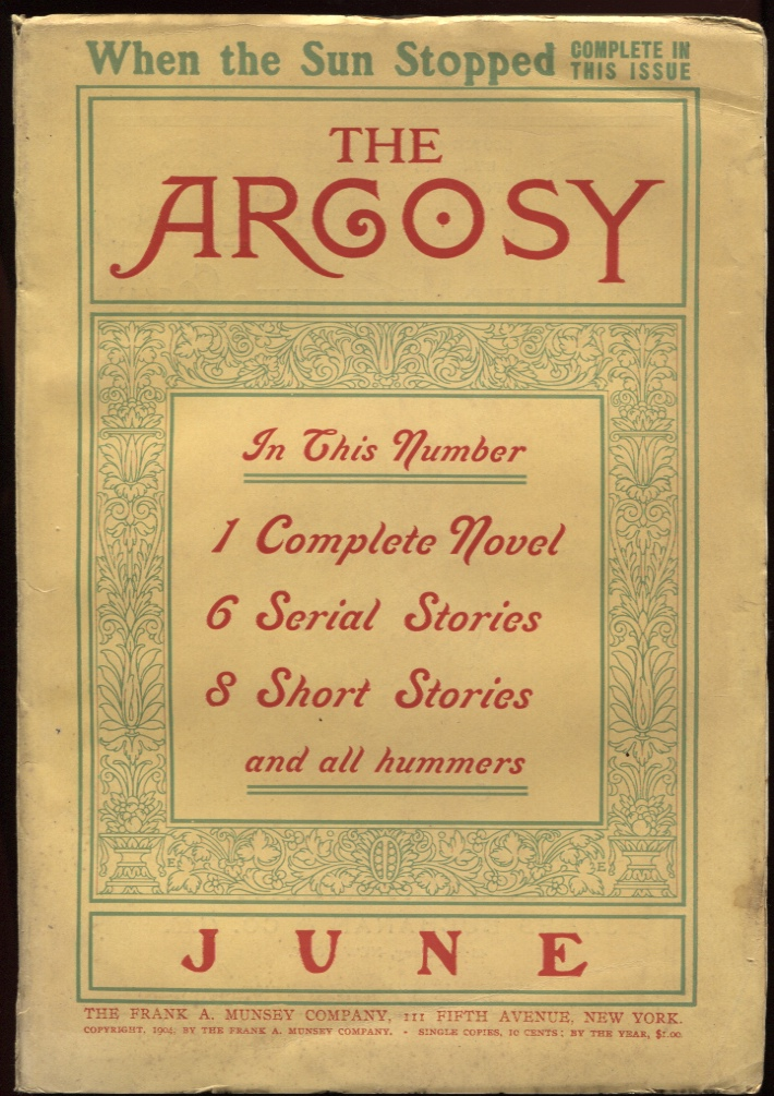 Image for Argosy, The. June 1904.