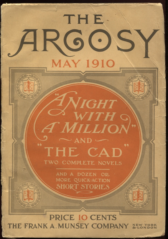 Image for Argosy, The. May 1910.