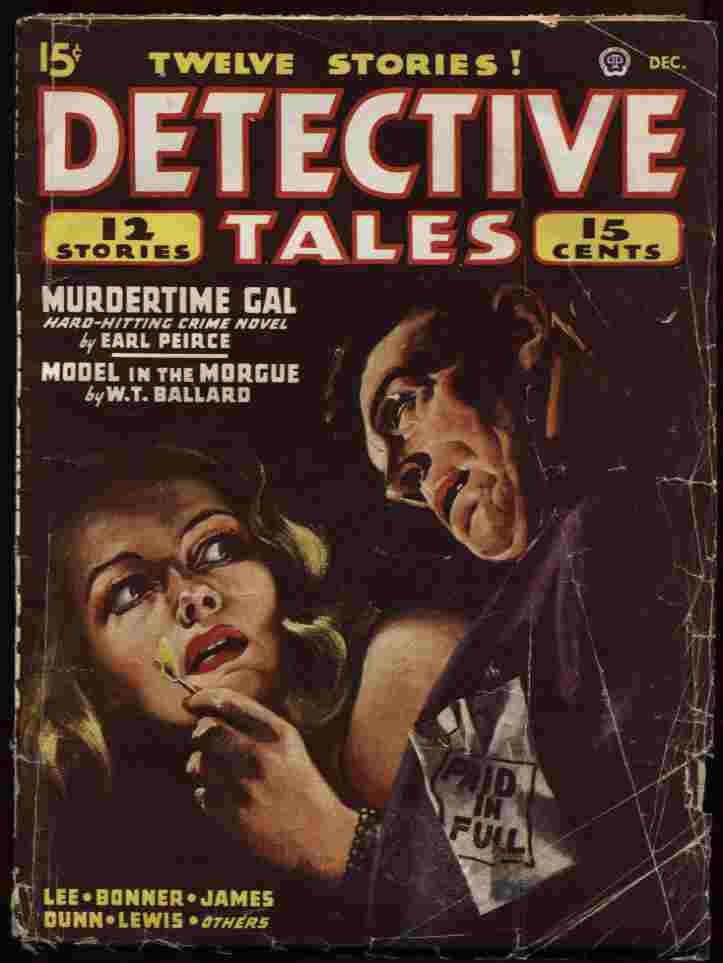 Image for Detective Tales 1950 March (Vol 35 #1)