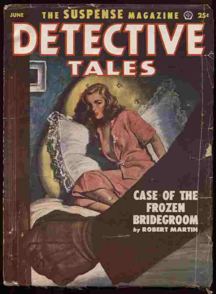 Image for Detective Tales 1952 06 (Vol 49 #3)