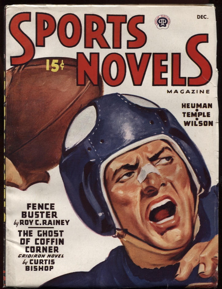 Image for Sports Novels 1946 December. Leatherhead Football Cover.